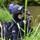 Záchranná mise s potápěčem