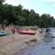 Lotři Hronov pomáhali hendikepovaným sjet si jejich první řeku 08