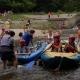 Lotři Hronov pomáhali hendikepovaným sjet si jejich první řeku 12