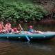 Lotři Hronov pomáhali hendikepovaným sjet si jejich první řeku 17