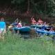 Lotři Hronov pomáhali hendikepovaným sjet si jejich první řeku 18