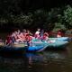 Lotři Hronov pomáhali hendikepovaným sjet si jejich první řeku 19