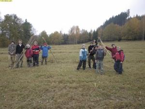 Podzimní tábor Lotrů