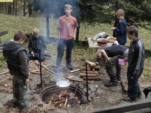 podzimní tábor v Teplicích nad Metují