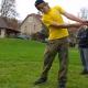 Lotři Hronov si zahráli golf 10