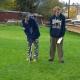 Lotři Hronov si zahráli golf 2