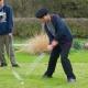 Lotři Hronov si zahráli golf 4