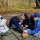 Lotři Hronov - Žabáci - podzimní tábor 46