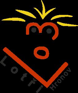 Nové logo oddílu Lotři Hronov. Poznáte změnu od původního?