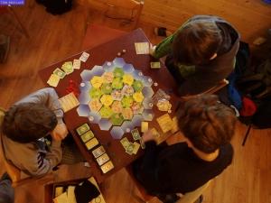 Turnaj v deskových hrách