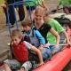 Lotři dělali parádu na dětském dnu ve Velkém Dřevíči
