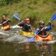 Vodácký výcvikový kurz Roudnice nad Labem