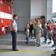 Lotři u zásahu záchranářů! Při exkurzi u hasičů.
